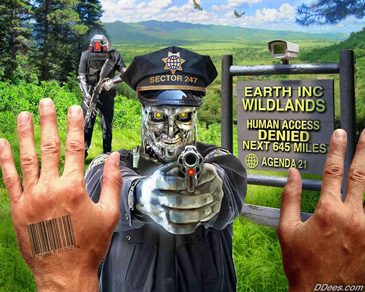 Agenda 21 Wildlands Project
