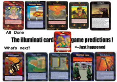 Thumbnail image of Illuminati Playing Cards
