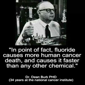 Dr. quote about fluoride