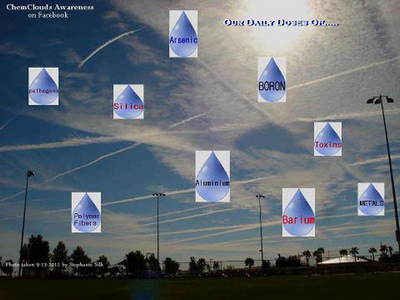 Components of Chemtrails